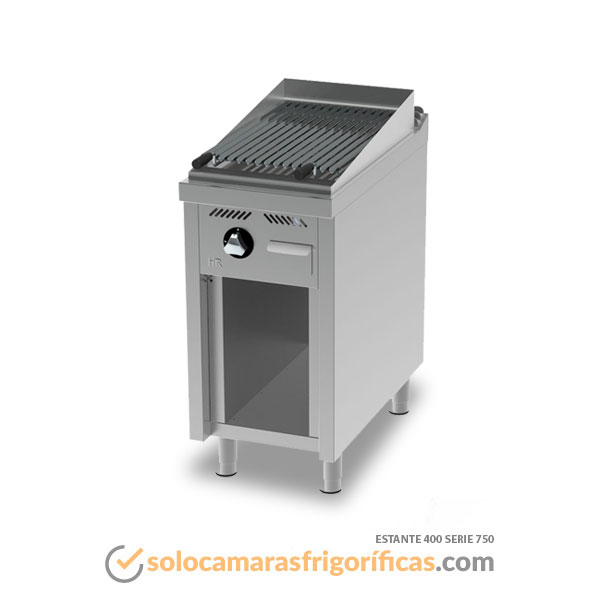 Barbacoa Estante 400 SERIE 750 FAINCA