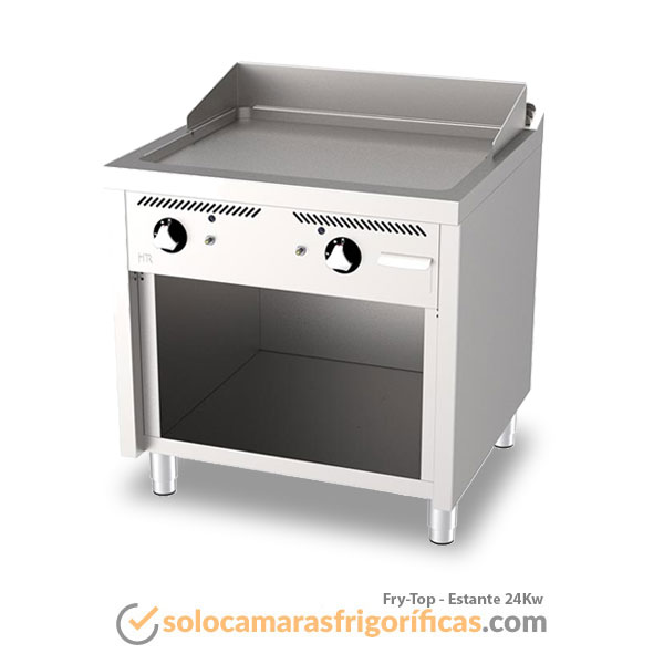 Fry-Top ESTANTE 24KW - FAINCA
