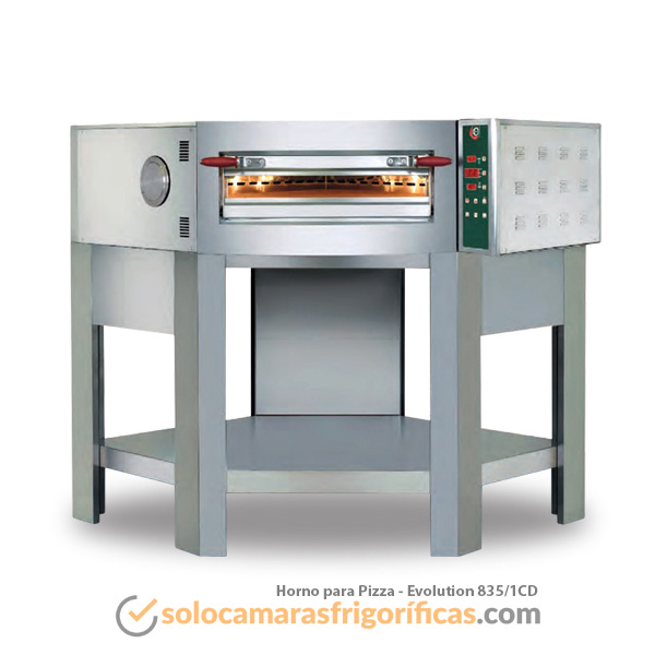 Mesa Horno de Pizza CUPPONE - EVOLUTION 835/1CD