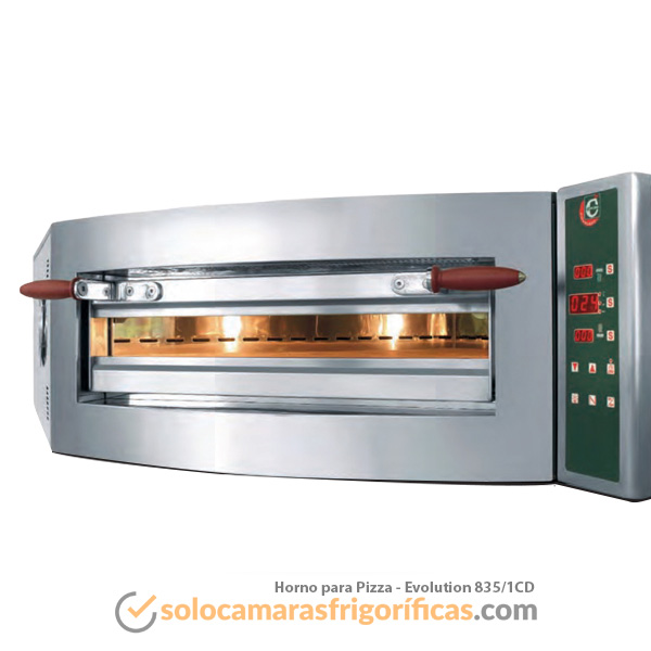Horno de Pizza CUPPONE - EVOLUTION 835/1CD
