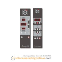 Control Digital Horno para pizza CUPPONE - DONATELLO DN 435/1CD