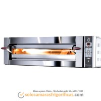 Horno de Pizza CUPPONE - MICHELANGELO ML 635L/1CD