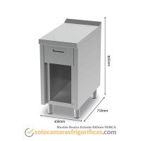 Ficha Técnica Mueble Neutro Estante 400mm 750 FAINCA
